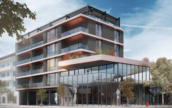 В-ONE – Бутикова луксозна жилищна сграда – Коматево