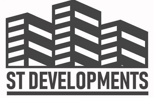 New residential buildings in Komatevo
